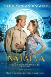 amazon bargain ebooks Natalya Paranormal Suspense Romance by Heidi Vanlandingham