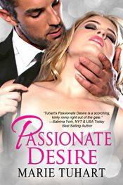 bargain ebooks Passionate Desire Erotic Romance by Marie Tuhart