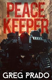 bargain ebooks Peace Keeper Military Action/Adventure by Greg Prado