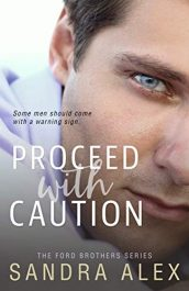 bargain ebooks Proceed with Caution Romantic Suspense by Sandra Alex