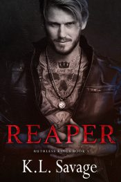 bargain ebooks Reaper Thriller, Romantic Suspense by K.L. Savage
