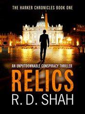 amazon bargain ebooks Relics Action Adventure by R.D. Shah
