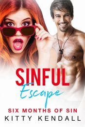 bargain ebooks Sinful Escape Romance by Kitty Kendall