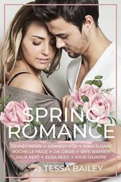 amazon bargain ebooks Spring Romance: Nine Happily Ever Afters Romance by Tess Bailey