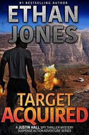 bargain ebooks Target Acquired Action Thriller by Ethan Jones