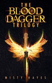 bargain ebooks The Blood Dagger Trilogy Boxset Dark Fantasy Horror by Misty Hayes