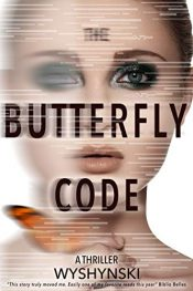 amazon bargain ebooks The Butterfly Code New Adult Fantasy by Sue Wyshynski
