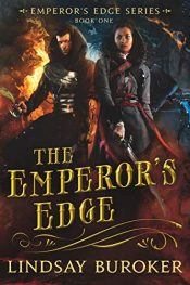 bargain ebooks The Emperor's Edge Steampunk Science Fiction by Lindsay Buroker