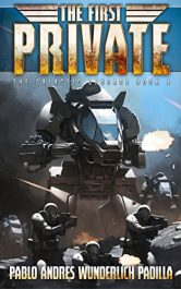 amazon bargain ebooks The First Private Science Fiction by Pablo Andrés Wunderlich Padilla