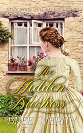 bargain ebooks The Hidden Duchess Historical French Fiction by Bree Verity