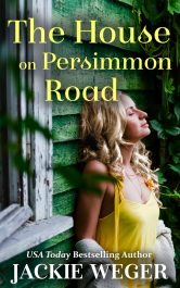 bargain ebooks The House on Persimmon Road Chick Lit Romance by Jackie Weger