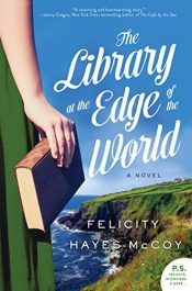 bargain ebooks The Library at the Edge of the World Historical Irish Fiction by Felicity Hayes-McCoy
