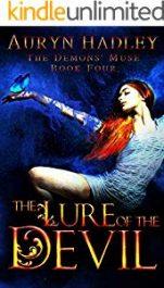 bargain ebooks The Lure of the Devil Erotic Romance by Auryn Hadley