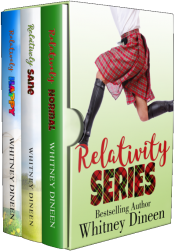bargain ebooks The Relatively Series Romance by Whitney Dineen