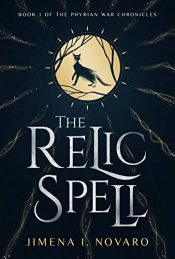 bargain ebooks The Relic Spell Sword and Sorcery Fantasy by Jimena J. Novaro