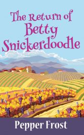 bargain ebooks The Return of Betty Snickerdoodle Cozy Mystery by Pepper Frost