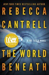 bargain ebooks The World Beneath Thriller by Rebecca Cantrell