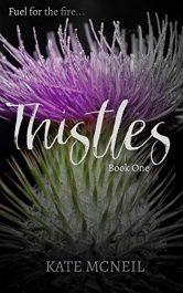 amazon bargain ebooks Thistles Thriller by Kate McNeil