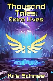 bargain ebooks Thousand Tales: Extra Lives Science Fiction by Kris Schnee