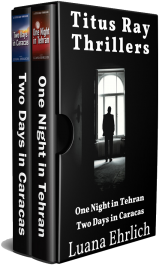 bargain ebooks Titus Ray Thrillers Books 1 & 2 Christian Mystery Thriller by Luana Ehrlich