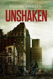 bargain ebooks Unshaken: A Sanctuary Novel Science Fiction by Pauline Creeden