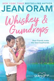 bargain ebooks Whiskey & Gumdrops Sweet Contemporary Romance by Jean Oram