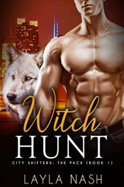 bargain ebooks Witch Hunt Paranormal Romance by Layla Nash
