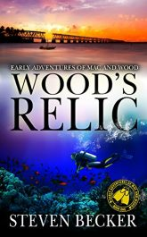 amazon bargain ebooks Wood's Relic Action Adventure by Steven Becker