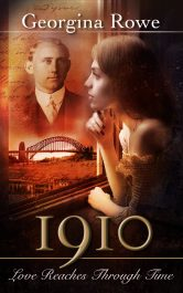 bargain ebooks 1910: Love Reaches Through Time Fantasy/Time Travel Romance by Georgina Rowe