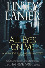 amazon bargain  ebooks All Eyes on Me Mystery by Linsey Lanier