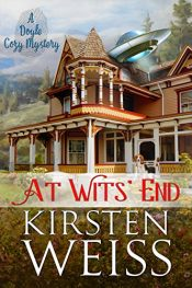 bargain ebooks At Wits' End Cozy Mystery by Kirsten Weiss