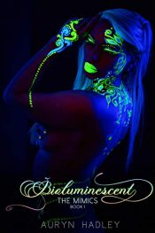 bargain ebooks Bioluminescent Erotic Romance by Auryn Hadley