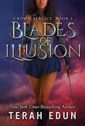 bargain ebooks Blades of Illusion Medieval Fiction by Terah Edun