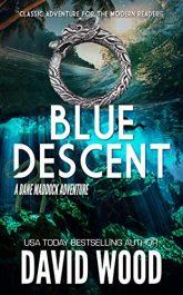 amazon bargain ebooks Blue Descent Action Adventure by David Wood