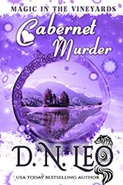 bargain ebooks Cabernet Murder Cozy Paranormal Mystery by D.N. Leo