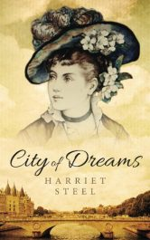 bargain ebooks City of Dreams Historical Fiction by Harriet Steel