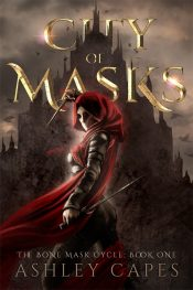 bargain ebooks City of Masks Epic Fantasy by Ashley Capes