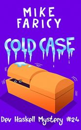 bargain ebooks Cold Case (Dev Haskell - Private Investigator Book 24) Cozy Mystery by Mike Faricy