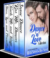 bargain ebooks Dance 'n' Love Contemporary Romance Boxed Set Contemporary Romance by Alicia Street