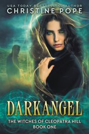 bargain ebooks Darkangel Paranormal Romance by Christine Pope