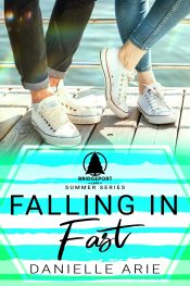 bargain ebooks Falling In Fast Young Adult/Teen Christian Romance by Danielle Arie