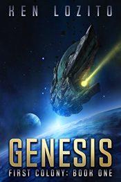 amazon bargain ebooks Genesis Science Fiction by Ken Lozito