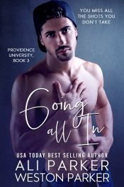 bargain ebooks Going All In Romance by Ali Parker & Weston Parker