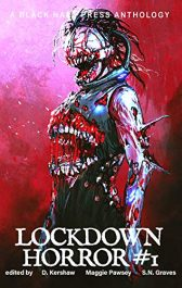 amazon bargain ebooks HORROR #1: Lockdown Horror Horror by Multiple Authors