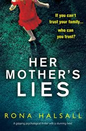 bargain ebooks Her Mother's Lies Psychological Thriller by Rona Halsall