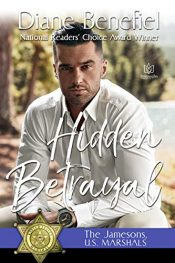 amazon bargain ebooks Hidden Betrayal Contemporary Romance by Diane Benefiel