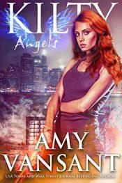 bargain ebooks Kilty Angels Urban Fantasy by Amy Vansant