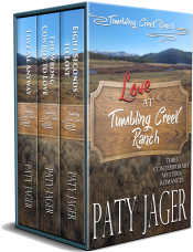 bargain ebooks New Release Love at Tumbling Creek Ranch Contemporary Western Romance by Paty Jager
