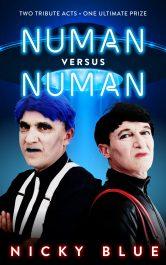 bargain ebooks Numan Versus Numan Science Fiction by Nicky Blue
