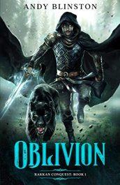 bargain ebooks Oblivion Dark Fantasy Horror by Andy Blinston